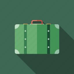 bag, baggage, box, briefcase, case, suitcase, tourism icon