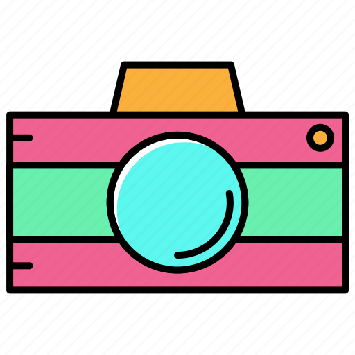 Beach, camera, holiday, summer, vacation icon - Download on Iconfinder