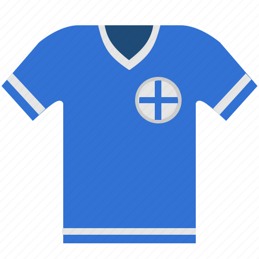 finland, hockey, material, sport, suomi, team, tshirt icon