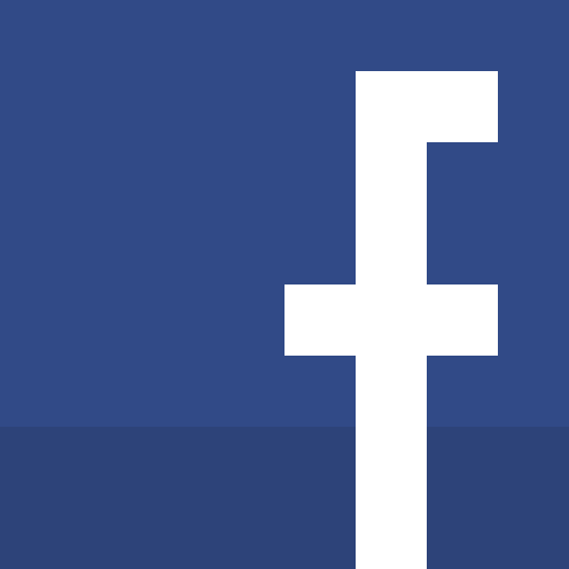 communication, connection, face, facebook, facebook page, game style, internet, like, logo, minecraft style, on, pixelated, social, social media, social medias, square, us icon