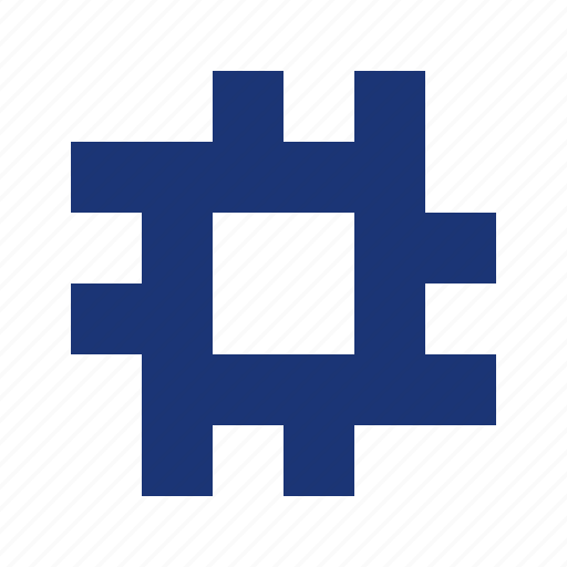 configuration, control, equipment, gear, hashtag, menu, options, preferences, setting, system, tool, tools icon