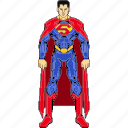 clark kent, hero, justice league, man of steel, super hero, super human, superman icon