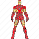anthony stark, avengers, hero, iroman, ironman, super hero, super human icon