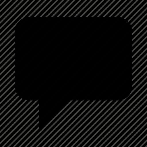 chat, communication, conversation, message, speak, talk icon