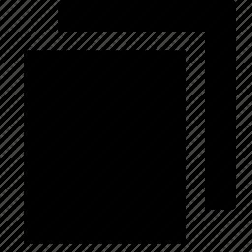 clone, copy, documents, duplicate, similar icon
