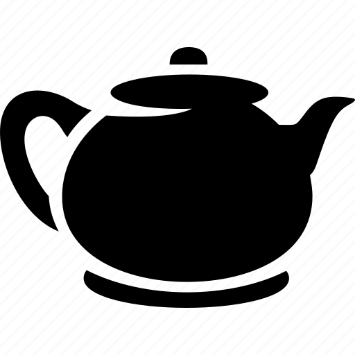 drink, food, tea, teapot icon