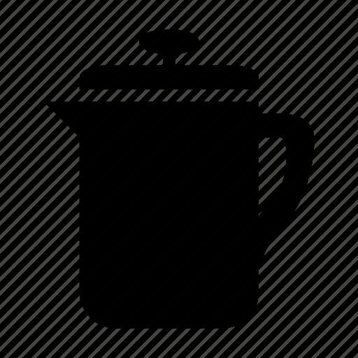 bottle, drink, hot, tea, teapot, water icon