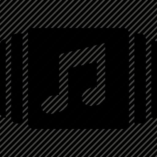 audio, list, music, play, sound icon