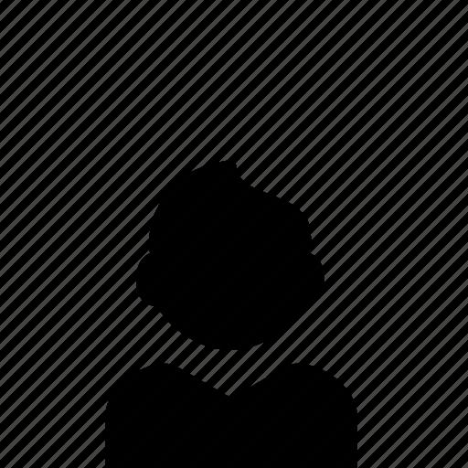 account, avatar, boy, user icon