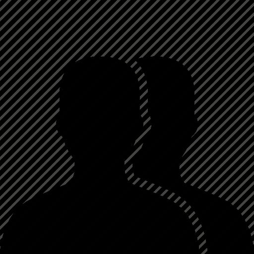 avatar, friends, profile, user icon