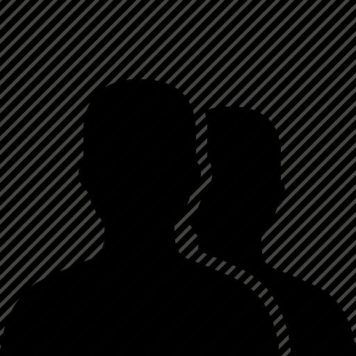 avatar, friend, group, user icon
