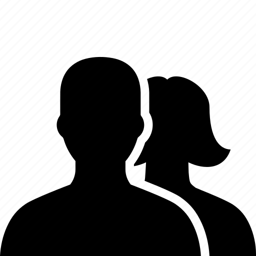 avatar, couple, group, user icon