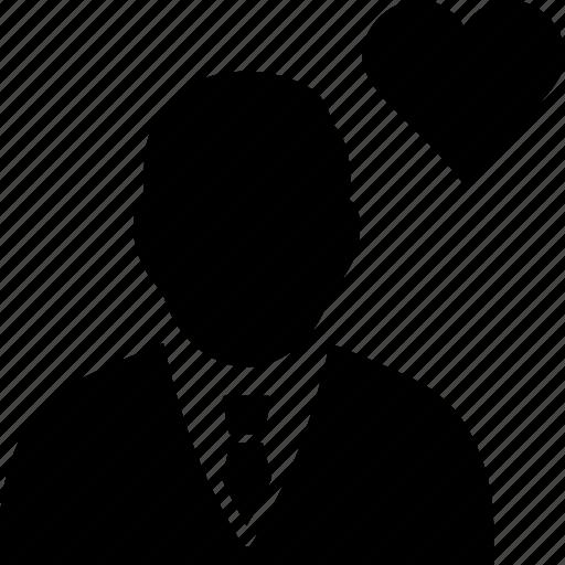 avatar, favorite, user icon