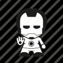 avengers, civilwar, comic, iron man, kid, marvel, superhero icon