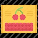 berries, cherry, cooking, food, frozen, shop, supermarket