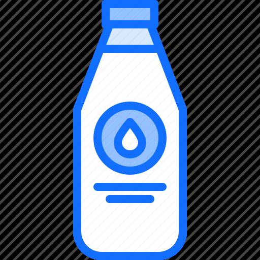 Bottle, cooking, food, milk, shop, supermarket icon - Download on Iconfinder