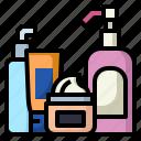 bottle, cream, lotion, moisturizer, skincare