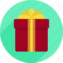 box, gift, market, present, shopping icon