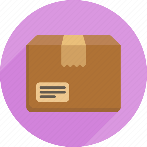 box, delivery, groceries, market, package, shopping icon