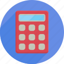 calculator, market, math, money, shopping icon
