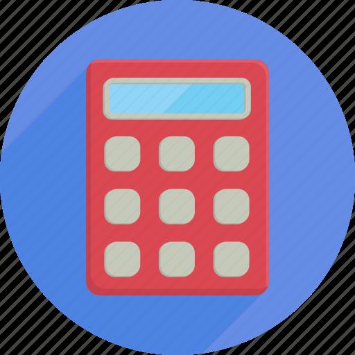 calculator, market, math, money, shopping icon