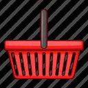 basket, shop, shopping, store icon