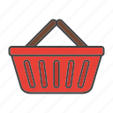 basket, buy, purchase, retail, shopping, store icon