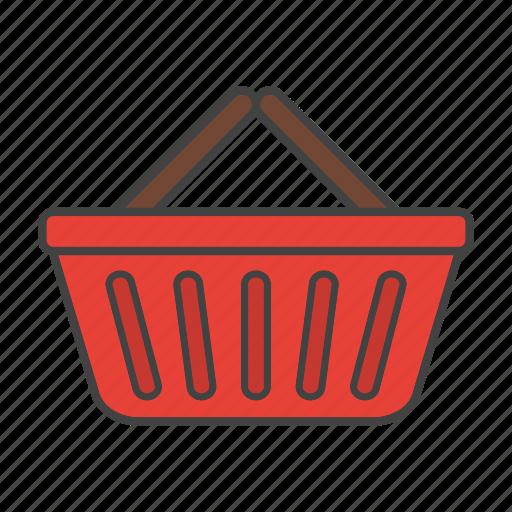 basket, buy, purchase, retail, shopping, store icon