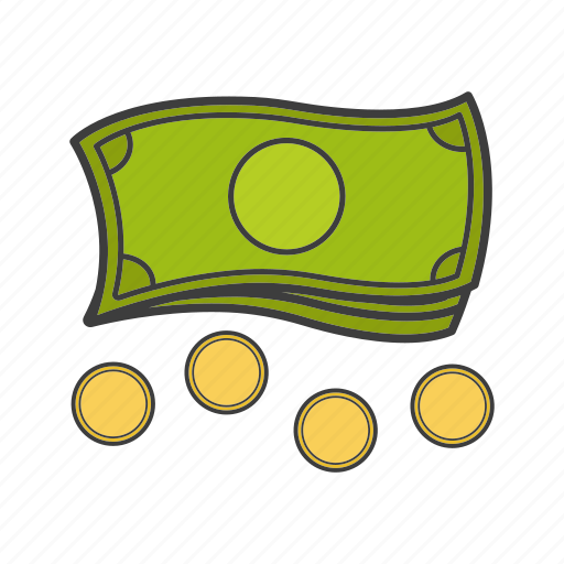 cash, coin, finance, financial, money, pay icon