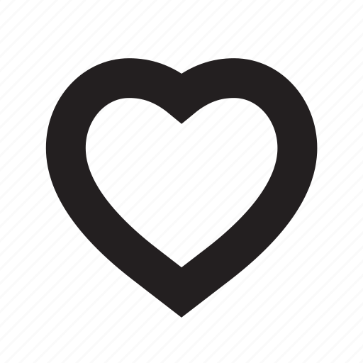 Favorite, heart, love, wishlist icon - Download on Iconfinder