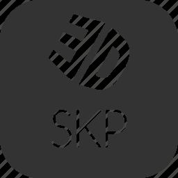 google, graphic, model, modelling, render, sketchup, skp icon