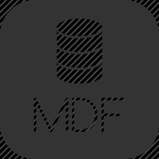 data, database, mdf, microsoft, server, sql icon