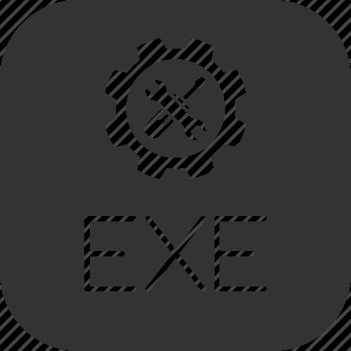 application, exe, executable, file, windows icon