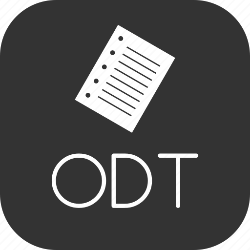 document, file, kingsoft, microsoft, odt, office, open, text icon