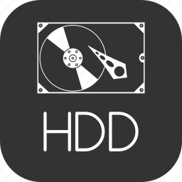 disk, hard, harddisk, hdd, image, machine, parallels, virtual, workstation icon