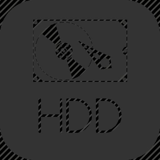 disk, hard, harddisk, hdd, image, machine, parallels, virtual, workstation icon