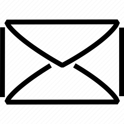 airmail, communication, email, envelope, letter, mail, message, send icon