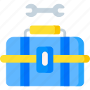 toolbox, tools icon
