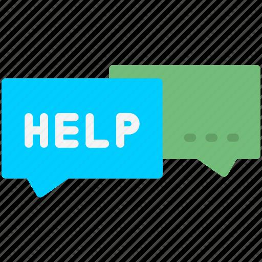 Conversation, help, service, support icon - Download on Iconfinder