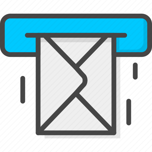 Filled, mail, message, outline, service, support icon - Download on Iconfinder