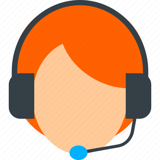 contact us, customer service, customer support icon icon