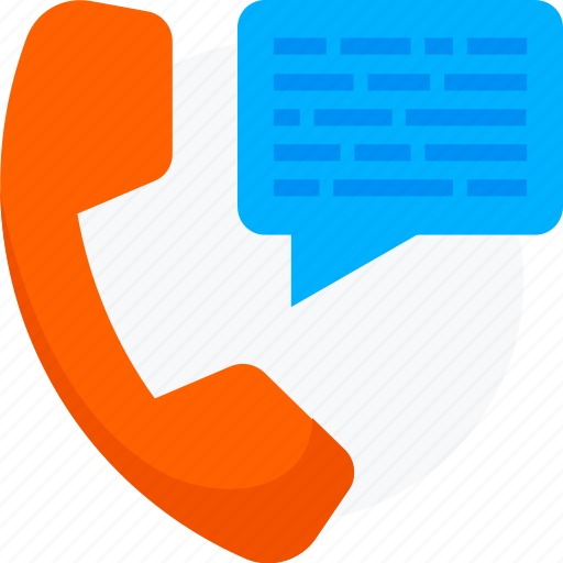 bubble, call, chat, communication, phone, talk icon icon