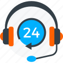 call center, call service, customer support, headphone icon icon