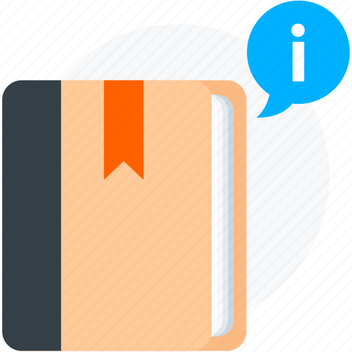 alert, attention, book, content, warning icon icon