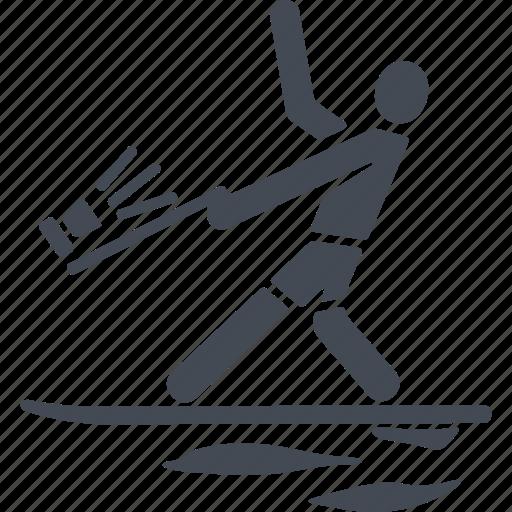 Gliding, sea, sport, surfboarder, surfing, wave, wind speed icon - Download on Iconfinder