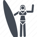 gliding, sea, sport, surfboard, surfing, wave, wind speed