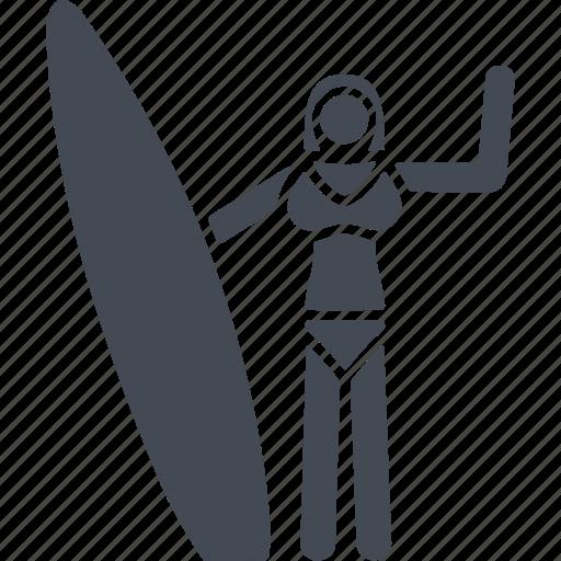 gliding, sea, sport, surfboard, surfing, wave, wind speed icon