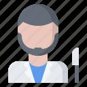 man, operation, plastic, surgeon, surgery icon