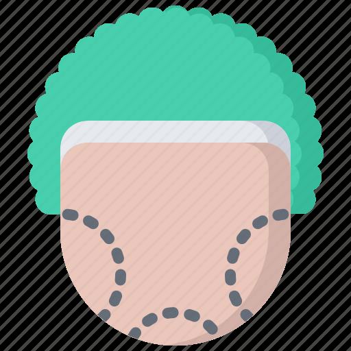 Cheekbone, face, head, operation, plastic, surgeon, surgery icon - Download on Iconfinder