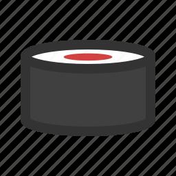nigiri, roll, sushi icon
